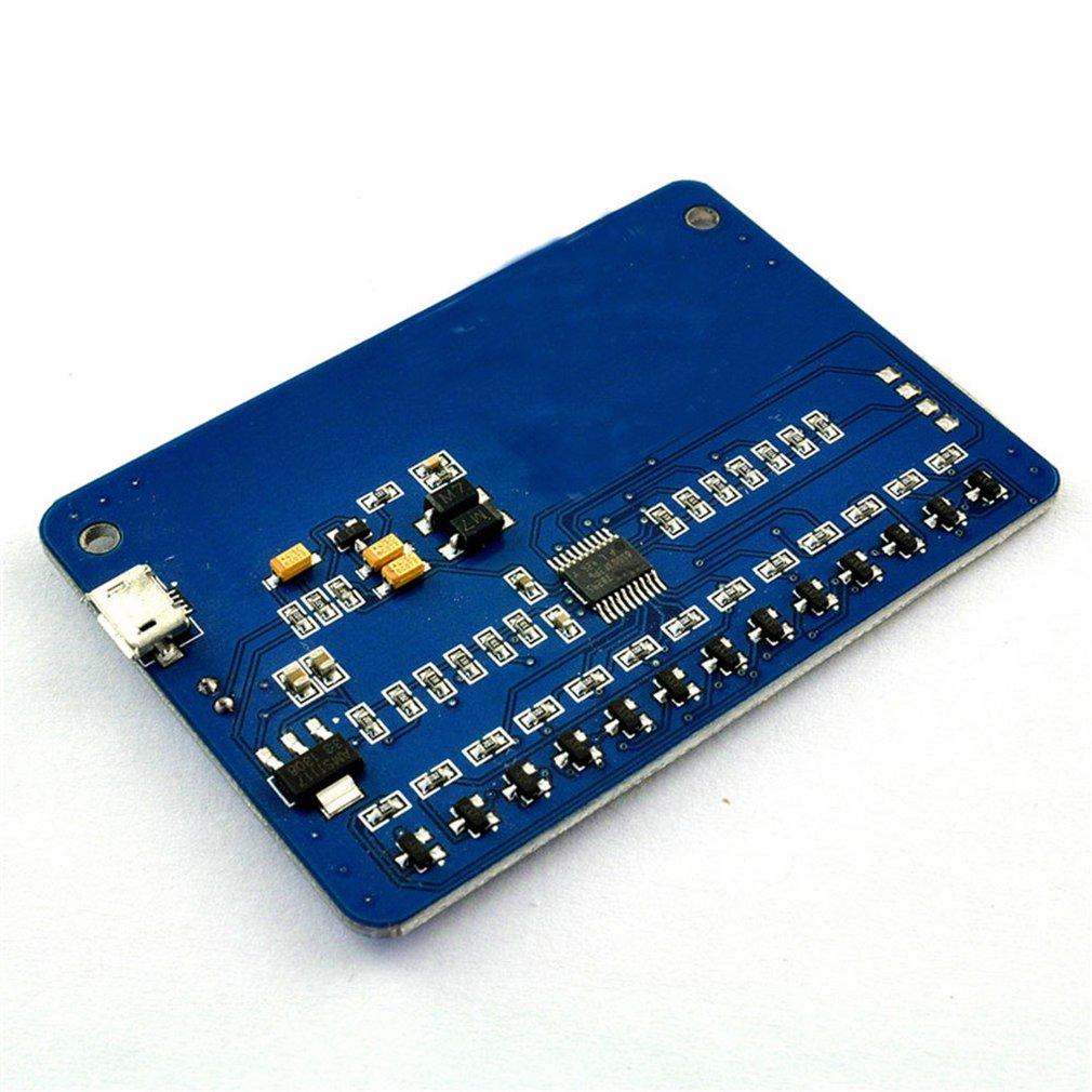 Audio Volume Indicator Diy Electronic Kit Audio Volume Indicator Sound Control Led Melody Light