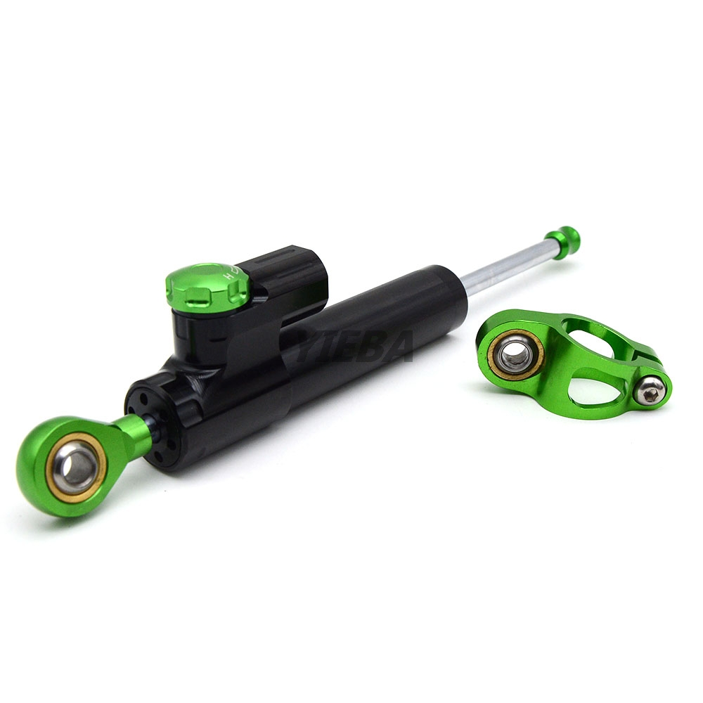 Motorcycle CNC Damper Steering Stabilize Safety Contro FOR KAWASAKI z800 z900 2017 2018