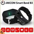 Jakcom B3 Banda Inteligente Novo Produto De Pulseiras Como Relógio De Frequência Cardíaca Inteligente Whatch Smartfone Android