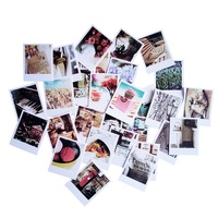 60 Vintage Cards 60 Envelope With 60 Stickers Set LOMO Mini Business Cards Greeting Card Postcard