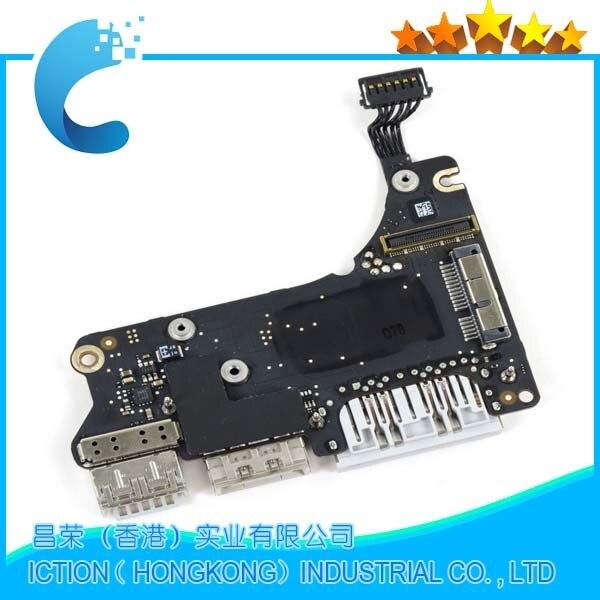En gros Original i/o carte USB carte d'alimentation tardive pour MacBook pro retina A1425 13.3 ''MD213 MD212 2012