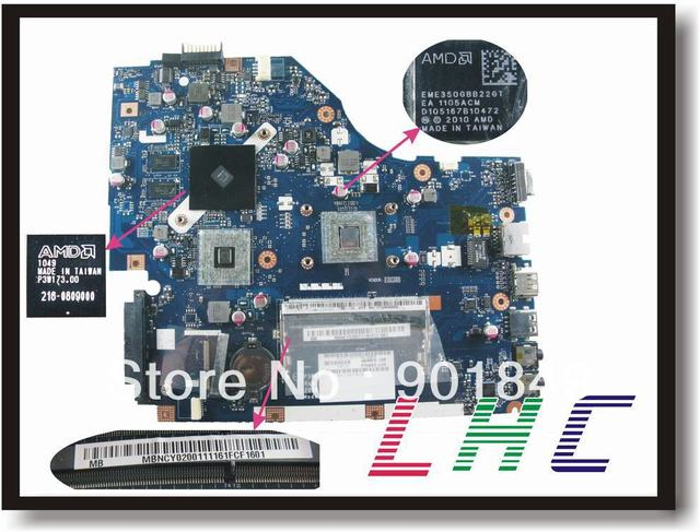 New arrival! MBNCY02001  MBNCV02002 MBNCV02003 MBNCVO2001 5253 LA-7092P laptop motherboard full test work perfect