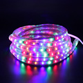 AC220V Colorful 3014 led strip 72leds/Meter IP67 waterproof outdoor garden light with EU plug high brightness