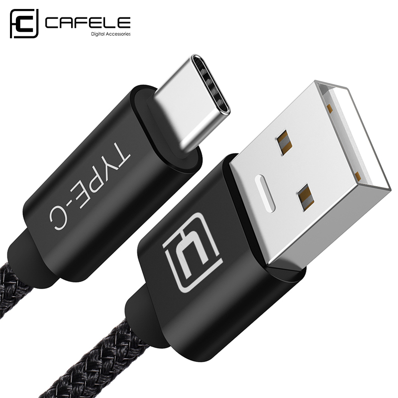 cafele usb type c cable support qc 3 0 quick charge 3 0. Black Bedroom Furniture Sets. Home Design Ideas