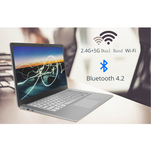 Image 3 - Jumper EZbook S4 8GB RAM laptop 14 inch netbook notebook Intel Celeron J3160 ultrabook 256GB SSD ROM Dual Band WIFI computer