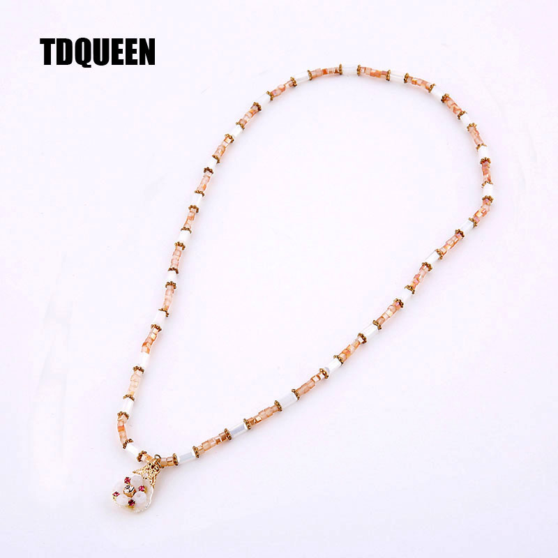 Buy crystal bead necklace designs and get free shipping on ...