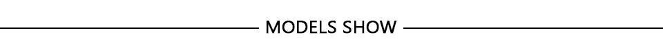 mdoels show