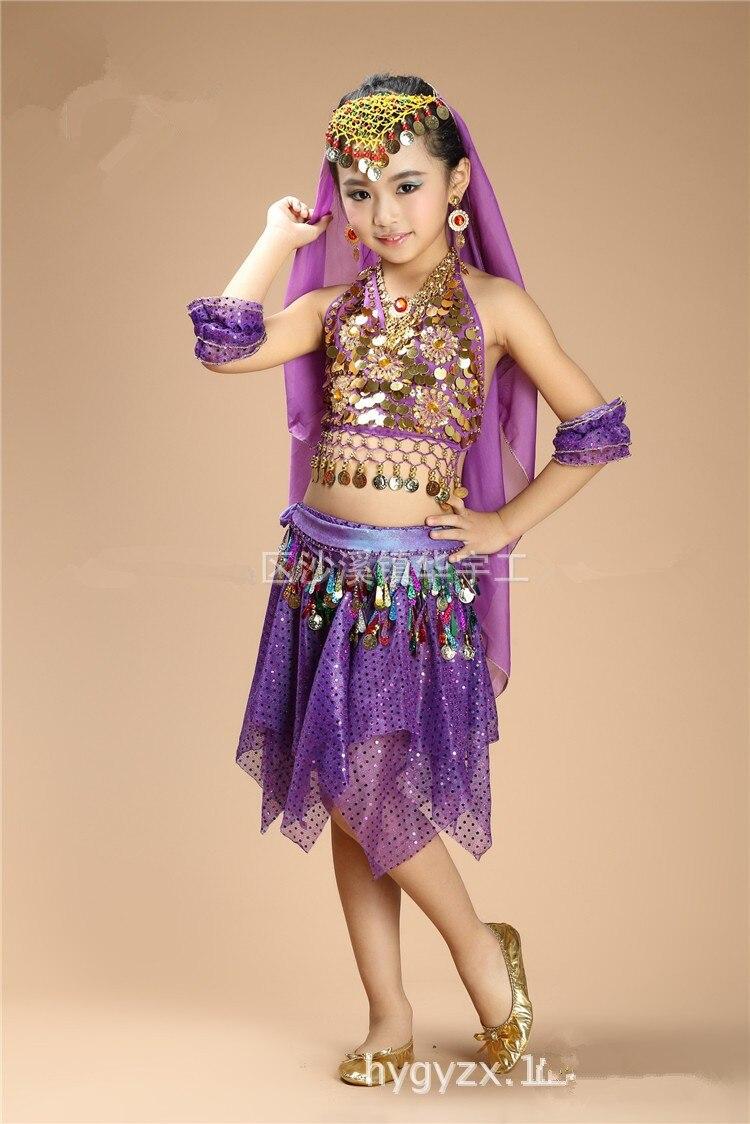 Детское платье для танца живота