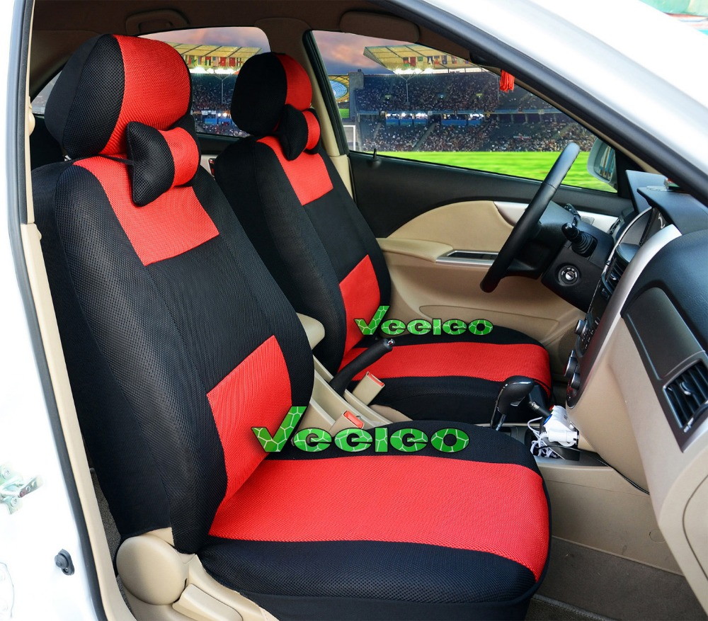veeleo front rear universal car seat covers for mazda 6 mazda cx 5 cx 7 mazda 3 626 axela. Black Bedroom Furniture Sets. Home Design Ideas