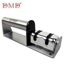 DMD NEUE design diamant-messerschärfer zweistufige grob fein diamant messerschärfer Wetzstein für Küchenmesser Werkzeuge