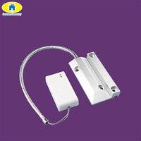 Wireless Magnetic Door Window Sensor Alarm For Rolling Door And Roller Shutter