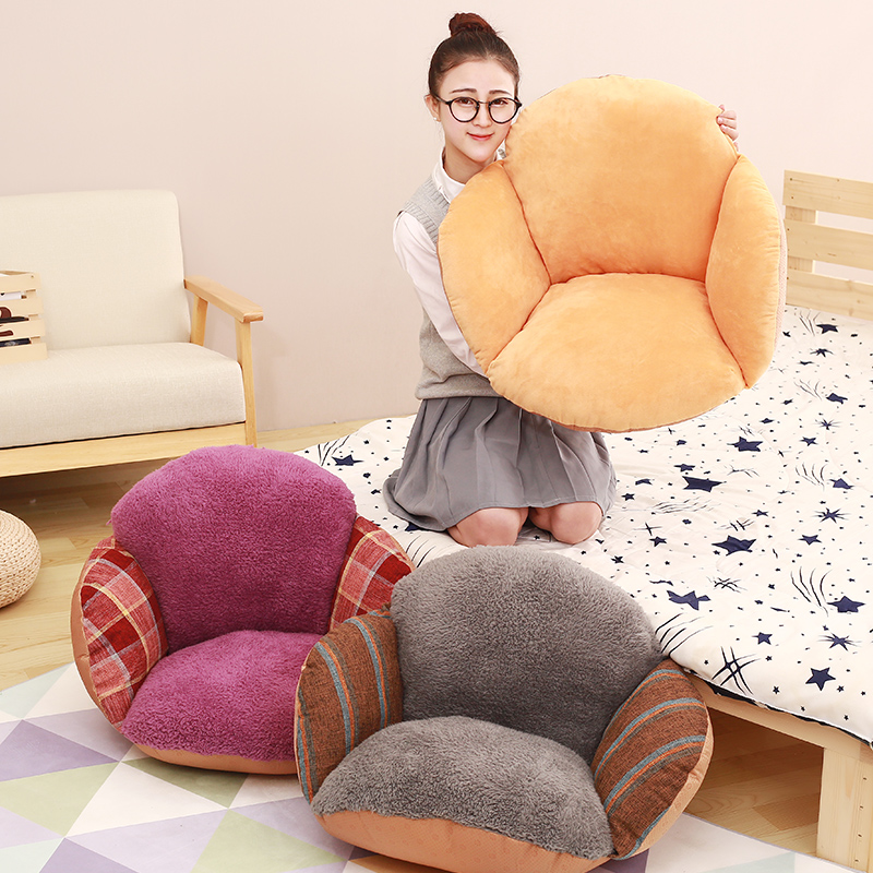 Large Size Japan Style Chair Cushion For Birthday Gifts, New Thicken Throw Pillow Sofa Decor Office/School Chair Mats Pad