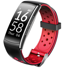 GIAUSA Q8 Smart Bracelet IP68 Waterproof Fitness Tracker Continuous Heart Rate Monitor Call Reminder Bluetooth Wristband smart watch heart rate movement step tracker bluetooth smart bracelet call reminder monitor wristband activity fitness tracker