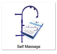 Massage Roller Stick Back Hook Massager Tool Massage Rod Neck Muscle Pressure Stick Self Massager Trigger Point Original Point 7