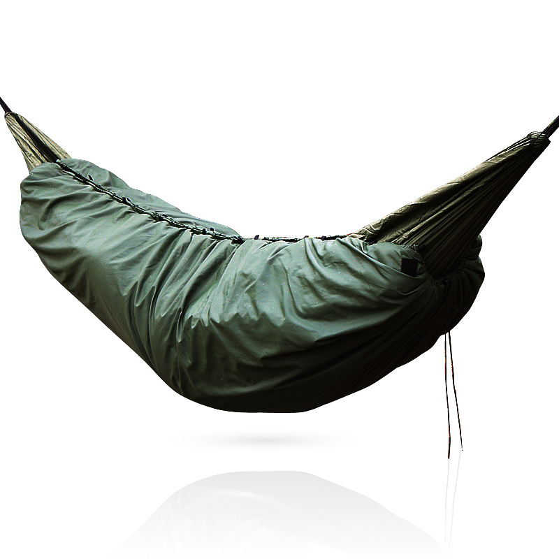 Ultralight Hammock Underquilt Suitable for All Hammock Lightweight Under Blanket for Camping Insulation 40F to 68F(5 C to 20 C) цена 2017
