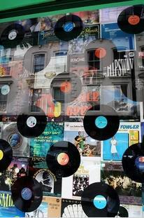 15 Pieces Real Not Fake 30cm Vinyl Music Records Vintage