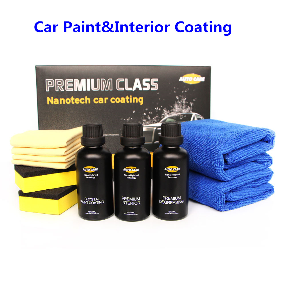 Paint Coat Anti Scratch Auto Paint Protection 9H Crystal Coat Car Care Super Hydrophobic Scratch Repair and Free Wax Tool dianbin db 117 car body paint repair wax scratch remover yellow 25g