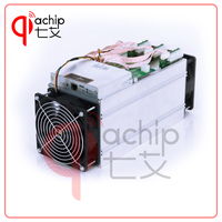 QiaChip Brand New AntMiner S9 13 5T Bitcoin Miner With Power Supply Asic Miner Newest 16nm