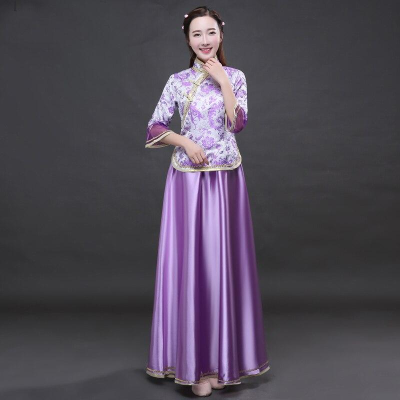 Magnífico Vestidos De Las Damas Tradicionales Ideas Ornamento ...