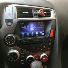 Четырехъядерный автомобильный dvd-плеер Android 6,0 для Citroen DS5 с радио gps BT Зеркало Ссылка WiFi заднего Видео DVR OBD