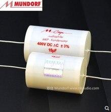 1bag/2pcs Mundorf Capacitance Mcap Mkp 1uf-8.2uf 400V For Audio Capacitors Free Shipping цена и фото