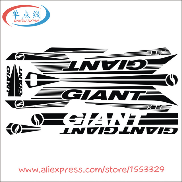 Bike accessories cycling stickers bicycle frame use road bike or mtb decals bike decals frame stickers