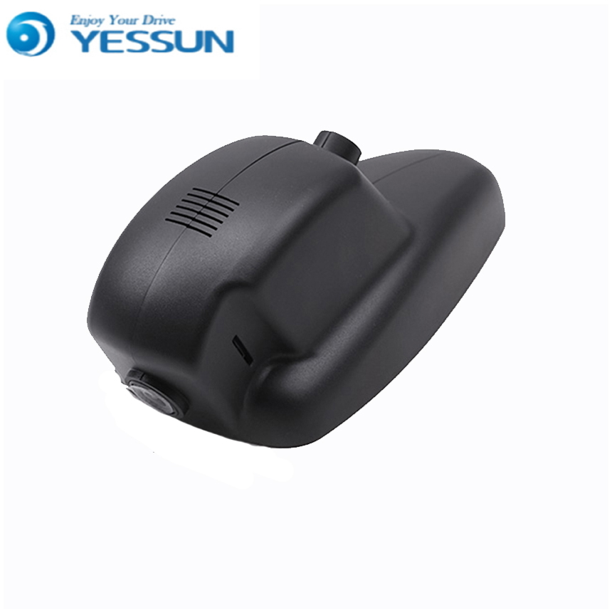 YESSUN For Jaguar XF 2015 2016 / Car DVR Mini Wifi Camera Driving Video Recorder /Registrator Dash Cam Original Style for mitsubishi pajero car driving video recorder dvr mini control wifi camera black box novatek 96658 registrator dash cam