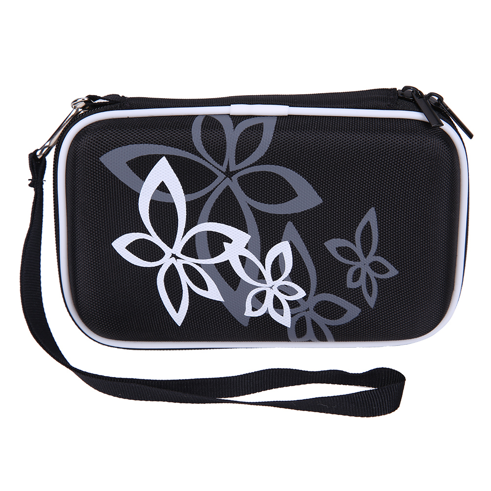 2 5 Hard Pouch Carrying Bag Case for font b External b font Hard Drive Disk