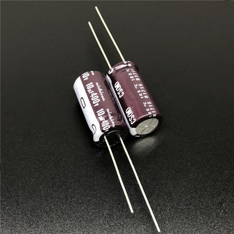20pcs 16V 680uF 16V Nichicon HD 10x16mm Super Low Impedance Capacitor