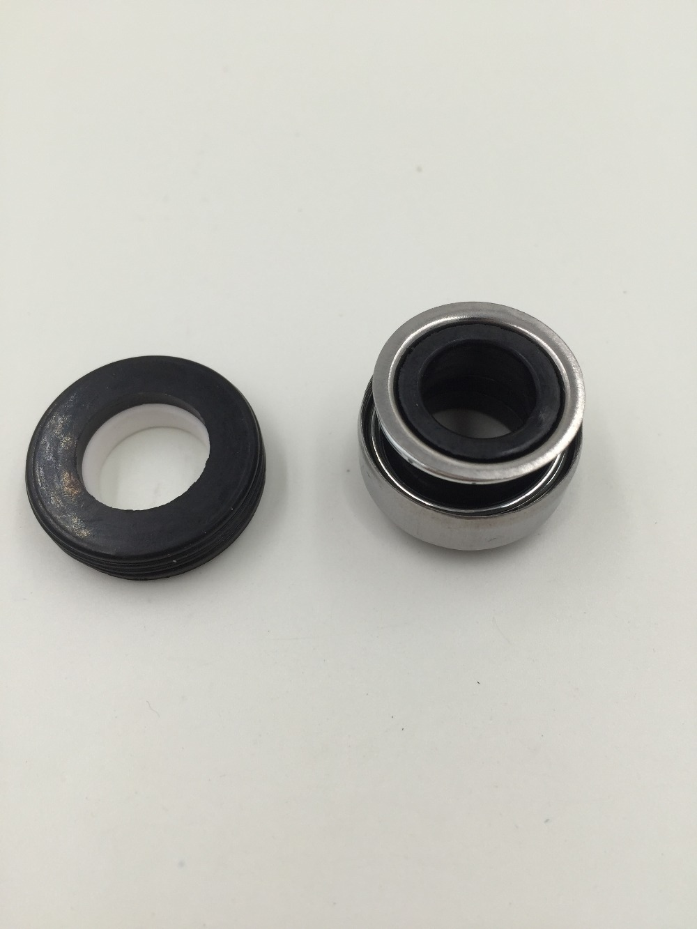 Metal Spring 12mm Inner Dia Rubber Bellows Water Pump Mechanical Seal 10pcs 208 17 17mm internal dia metal single spring bellows mechanical shaft seal page 6