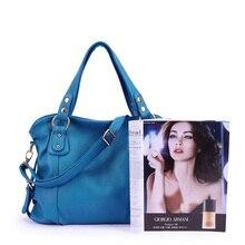 Vintage Genuine Leather Ladies Handbag