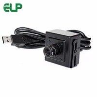 ELP Camera 1 Megapixel OV9712 Sensor 1280x720 MJPEG 30FPS UVC Plug And Play USB Camera For