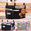 New Oxford Hanging Storage Bag Bed Bedside Sundries Organizer Toy Books Magazines Phone Storage Multi Pocket