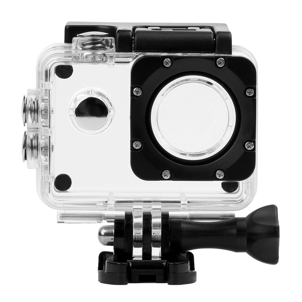 SJ4000 Waterproof Case Diving 30M Underwater Housing for SJ4000 / SJ 4000 WiFi Camera Extreme Helmet Cam G-Senor Camcorder ...
