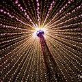 10 Метр Светодиодные огни Строки 100 Светодиодов с Контроллером для Рождественская елка Дом двор Garden Party Праздник Декора 110 В/220 В W