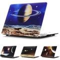 Планета Стиль Защитный Футляр Shell для MacBook 12 дюймов Воздуха 11 13 дюймов Pro 13 15 дюймов Pro Retina 13 15 дюймовый