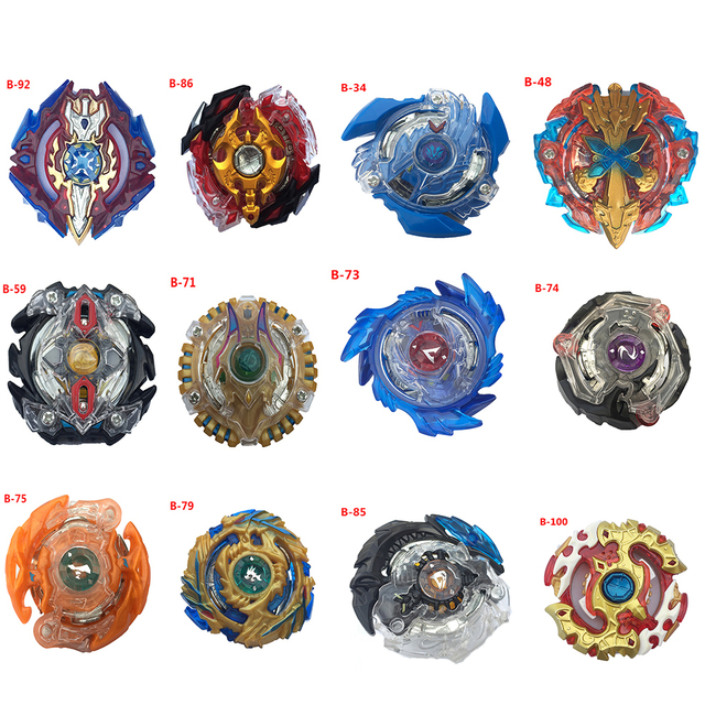 ea1f2122593 Beyblade Burst Toys Arena Without Launcher and Box Beyblades Metal Fusion  God Spinning Top Bey Blade Blades Toy