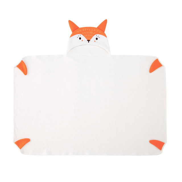 Animal Shaped Baby Bath Towel