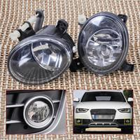 DWCX Tracking# New Pair Front Right+Left Fog Light Lamp for Audi A4 A6 A5 A6 Q5 2010 2012 2013 2014 2015 8T0941699B 8T0941700B