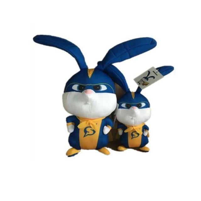 2019 фильм Тайная жизнь кролик Домашние животные 2 Плюшевые игрушки снежный шар Макс ромашка кролик игрушечные животные куклы игрушки подарок для детей