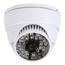 800 TVL 1/3 Inch Dome Cam 48 Leds IR Lens 3.6mm CMOS HD Color Waterproof Outdoor IP Security CCTV Camera with IR-CUT