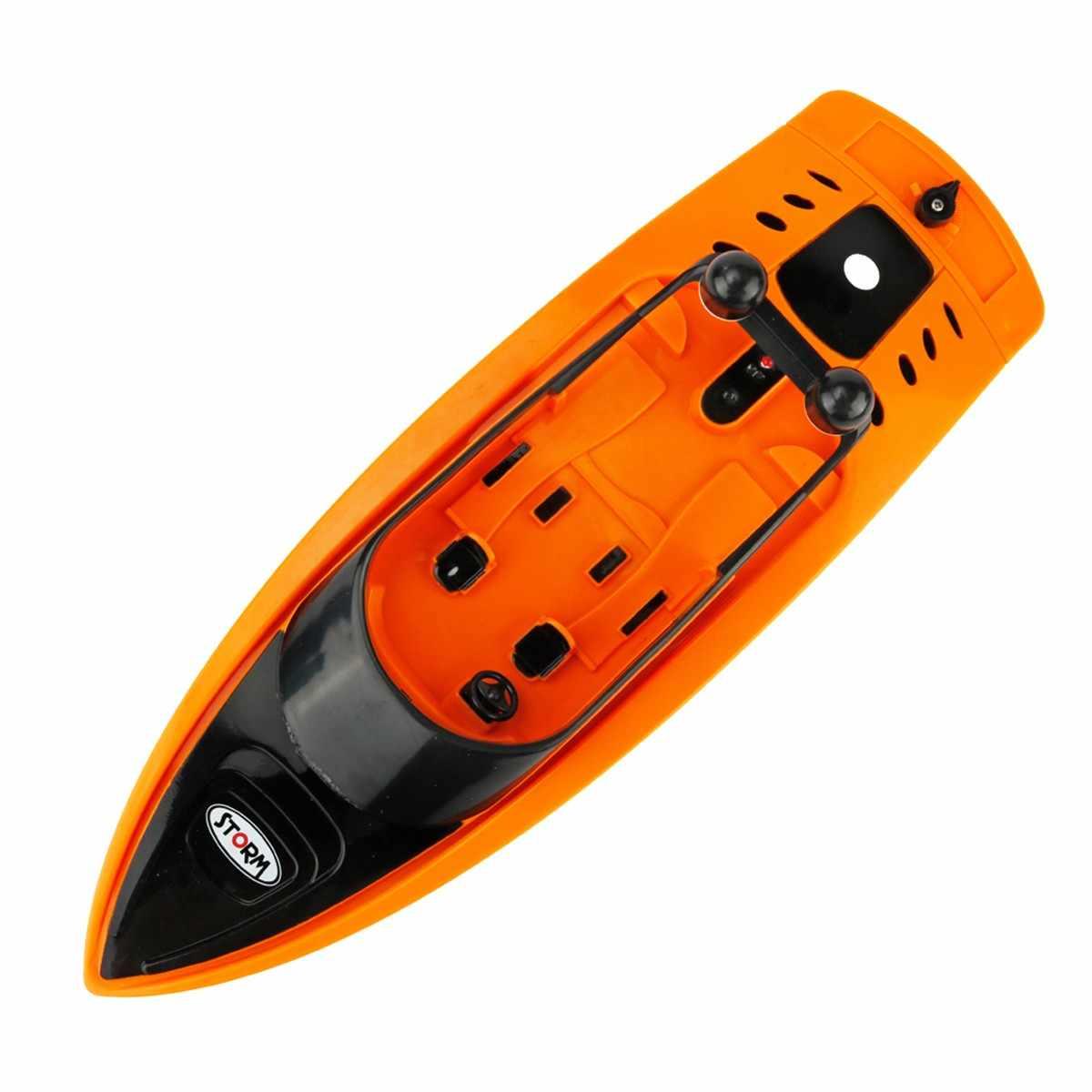 3323 zdalnie sterowana łódka rc 2.4G innowacyjnych dla dzieci basen z wodą zabawki 4-kanał wodoodporna elektryczny pilot zdalnego sterowania wyścigi łodzi motorowej