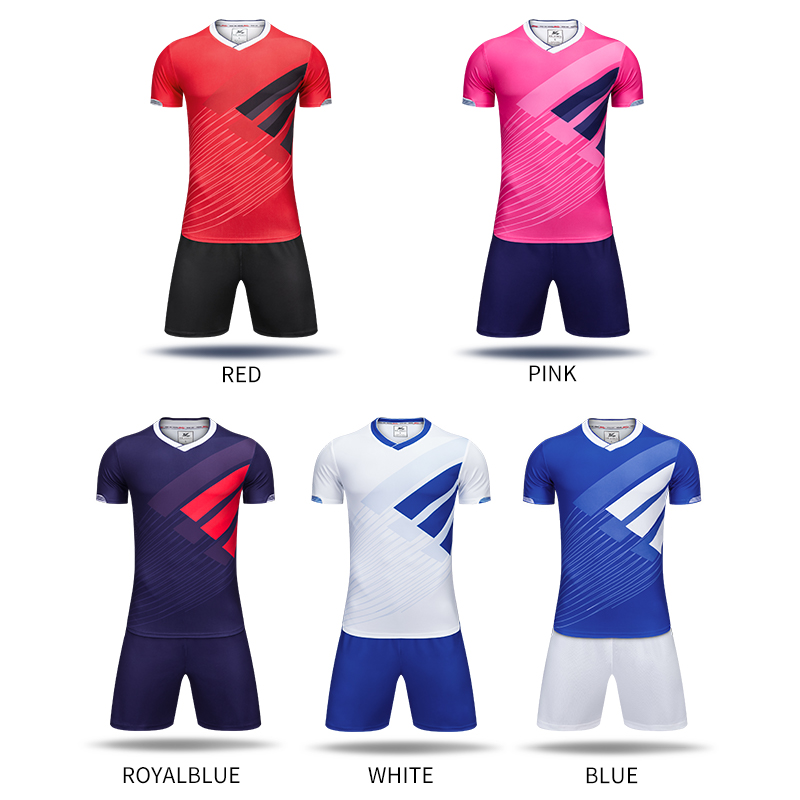 2f8915fb4 Soccer Jersey Men France Team Training Uniform Sets Futebol Football Suits  Breathable Sport Clothing High Quality Shirts JIANFEI | Oceania