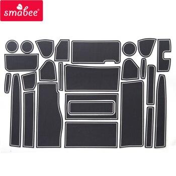 белые межкомнатные двери   Smabee ворота слот площадку для NISSAN SERENA C26 2010-2016 интерьер декоративный коврик чашки двери Groove Matr белый/синий/красный