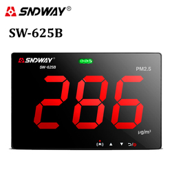 Laser PM2.5 detektor naścienny Monitor jakości powietrza/miernik gazu/analizator gazów/narzędzie diagnostyczne przechowuj dane PC podłącz przez USB