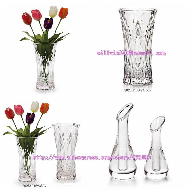 Fashion Design Bulk Wholesale Cheap Large Small Round Glass Clear