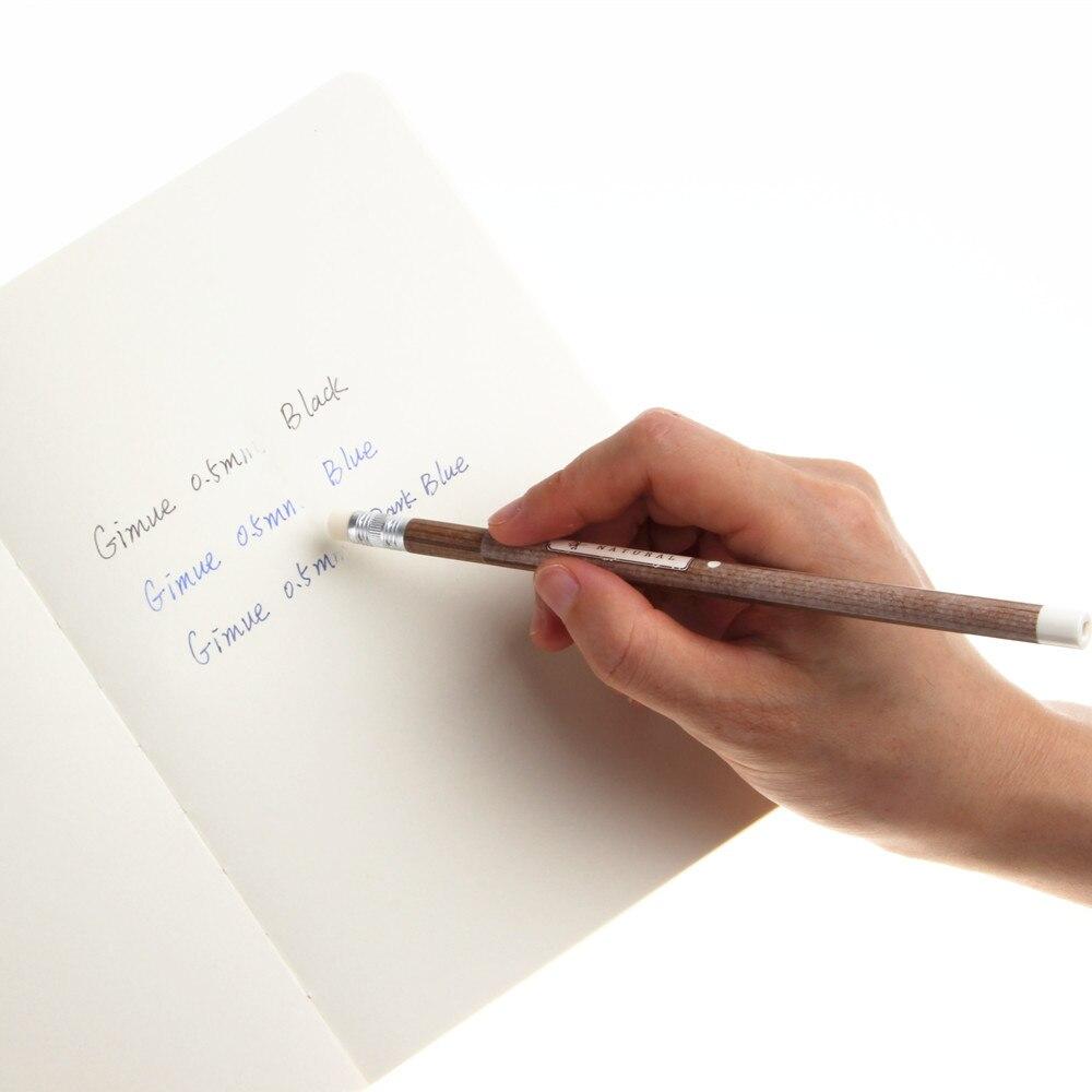 3 Pcs /Lot Pen Erasable Gel Pen, Fine Point 0.5mm Gel Ink Pens, Assorted Color Inks