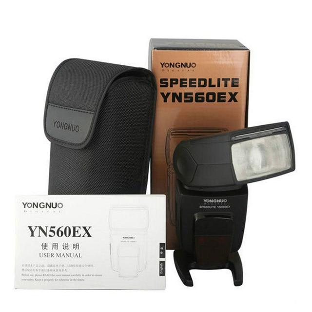 yongnuo ttl flash slave speedlite yn 560ex suit for nikon canon rh aliexpress com