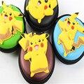 Pokemon cable de datos caja de almacenamiento de la bolsa del monedero de LA PU Bolsa Pequeña Adecuado para niños mayores de 3 años de edad regalo