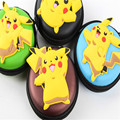 Pokemon data cable headset bag storage box purse PU Small Bag Suitable for children over 3 years old gift